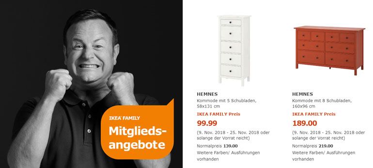 Ikea singles day 2018 black freudays schn ppchen - Black days ikea ...
