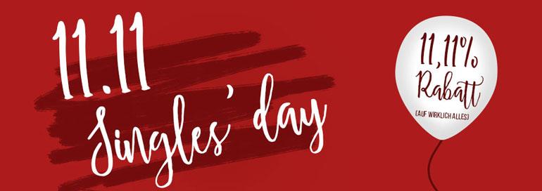 Parfümerie Pieper Singles Day
