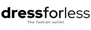 dress for less logo