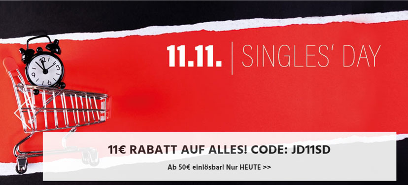 Jeans Direct Singles Day