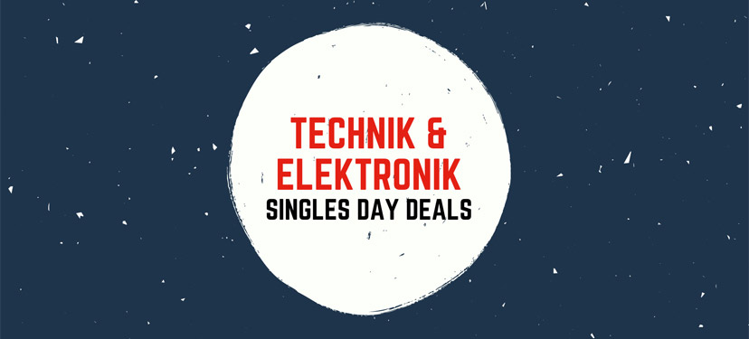 Technik & Elektronik Singles Day