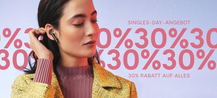 Urbanista Singles Day